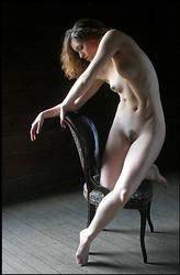 La Danseuse by darkmatterzone