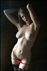 Holly Nude 01 by darkmatterzone