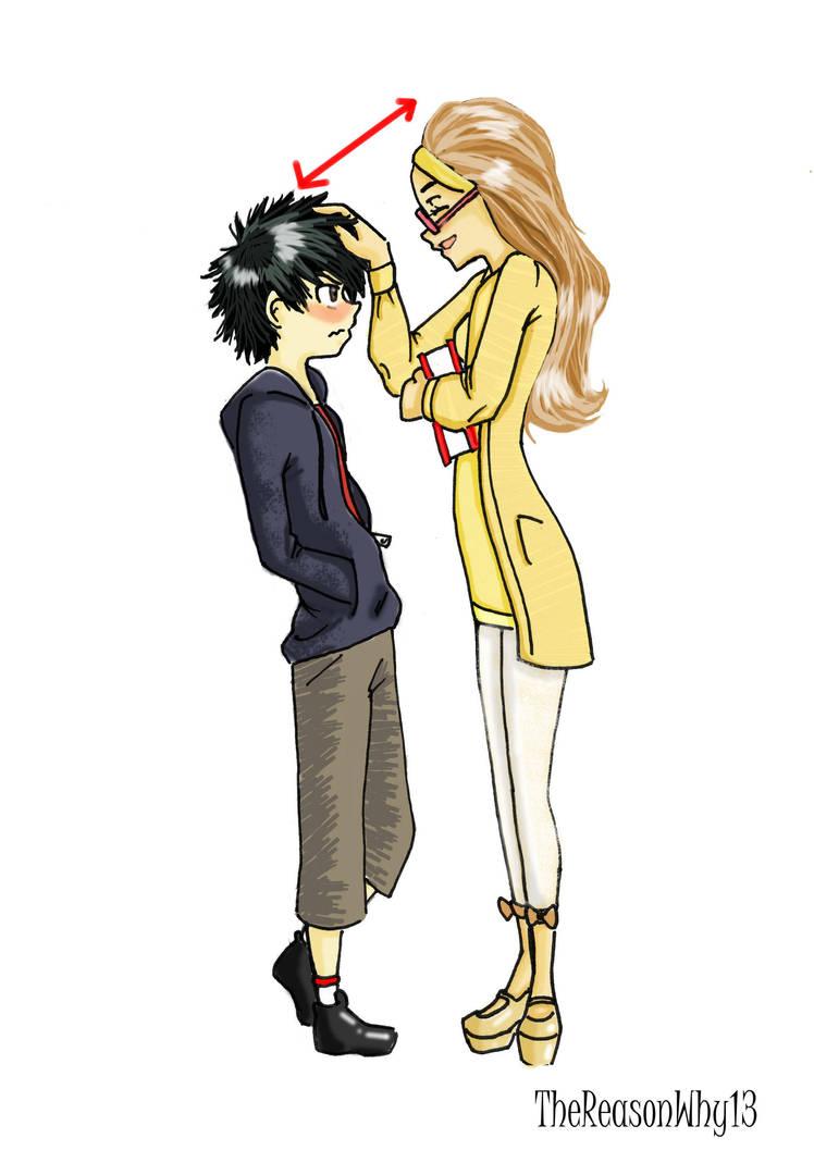 Tadashi And Hiro Feet Wwwtopsimagescom