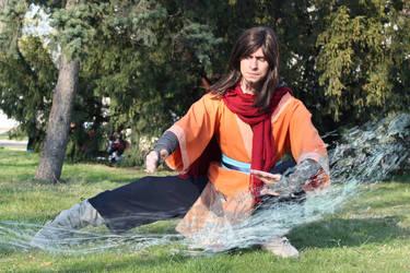 Avatar Wan - Waterbending by petrop92