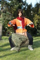 Avatar Wan - Earthbending by petrop92