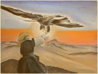 Nu Eagle 2 by Yamenja