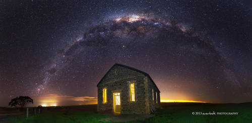 A light beneath by Dee-T