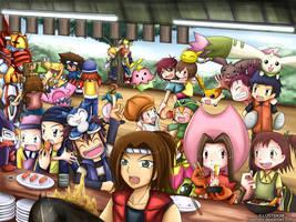 Eat at Masaru's by JinZhan
