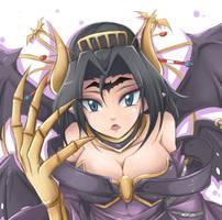 Lilithmon by JinZhan