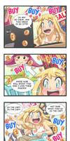 SS #02 Buy buy buy by JinZhan