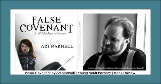 Marmell False Covenant by Mulluane