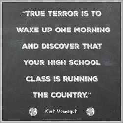 Kurt Vonnegut Quote by Mulluane