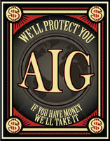 AIG PROPAGANDA MACHINE by stxd3