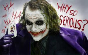 The Joker by DookieAdz