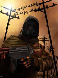 Harsh Wasteland by DookieAdz