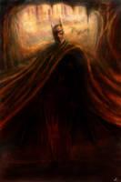 Batman by DookieAdz