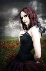 Ventriloquism Masquerade. by enchanted-black-rose