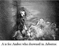Gashlycrumb Tribute by ambershrew