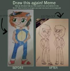 Ezra Drawn Again! by SuperArtist3773