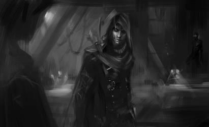 Thief by AndyAlbarn