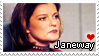 Captain Janeway Stamp by UNIesque