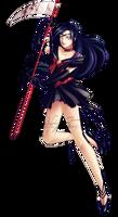 commission - Sailor Black Dragon by UNIesque