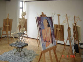 Cizim-desen-karakalem kursu by Nevart-Akademi