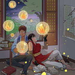 More Like Fire by KAI314