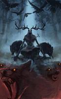 Wild Hunt by Woari