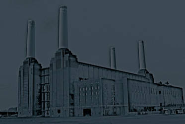 Battersea Power Station by kaibln