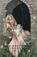 Sleeping Beauty Final Piece by MPFitzpatrick