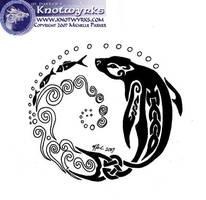 Seal Knot by MPFitzpatrick