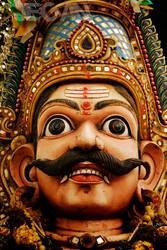 The Great Lord Muniyappan... by itsmejegan