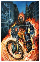 Ghost Rider by Chrisroma