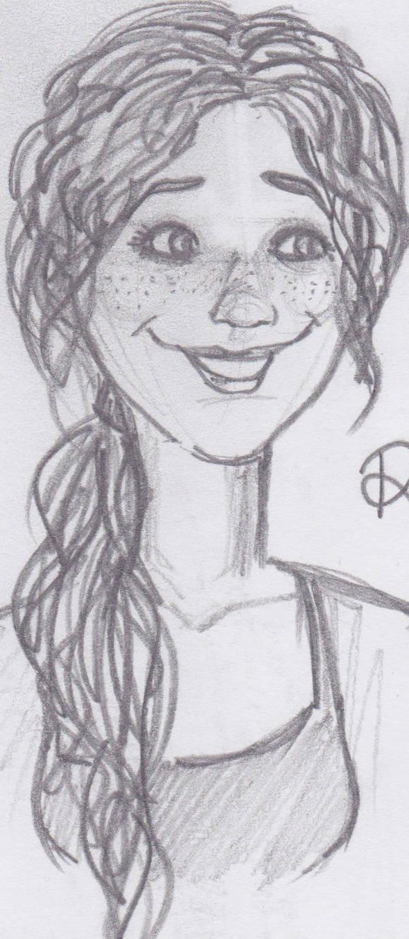 Rose Weasley - next generation by sabzlovingart127