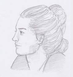 Ezra Miller by sabzlovingart127
