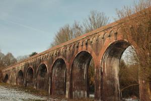 Aqueduct by Bilolo