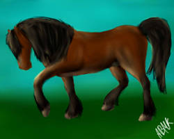 SAI Horse by DarkSunshine92