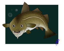 Codfish! by DarkSunshine92