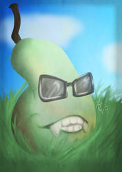 Pear by DarkSunshine92