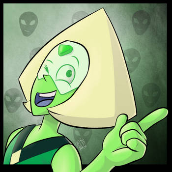 Peridot by DarkSunshine92