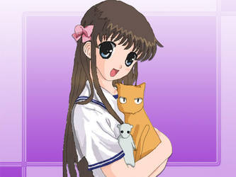 Fruits Basket by df15