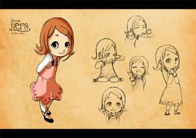 Little hero - Girl by patrick-q