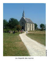 La Chapelle des Marins by Ardnaxela