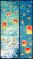 Les lucioles flottantes by Embrymandre