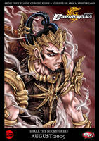 Teaser poster   Garudayana by vanguard-zero