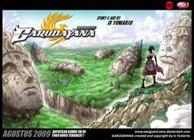 Preview Garudayana comic pg 1 by vanguard-zero