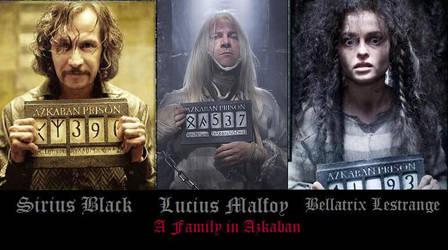 A Family In Azkaban by alittlegrim