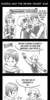 APH: Russia and 7'years war by Laknea