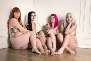 Girls III by photo-ou-tard