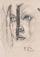 Litle girl by AmokDreams