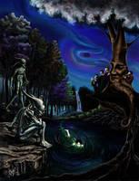 Flood of dreams by AmokDreams