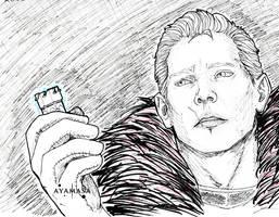 Inktober Cullen by ayamasa-eu