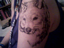 Sharpie Tattoo 7 by RoshinRyu